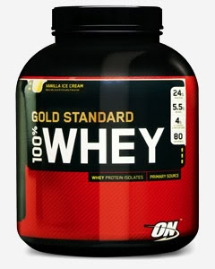 Optimum 100% Whey Gold Standard