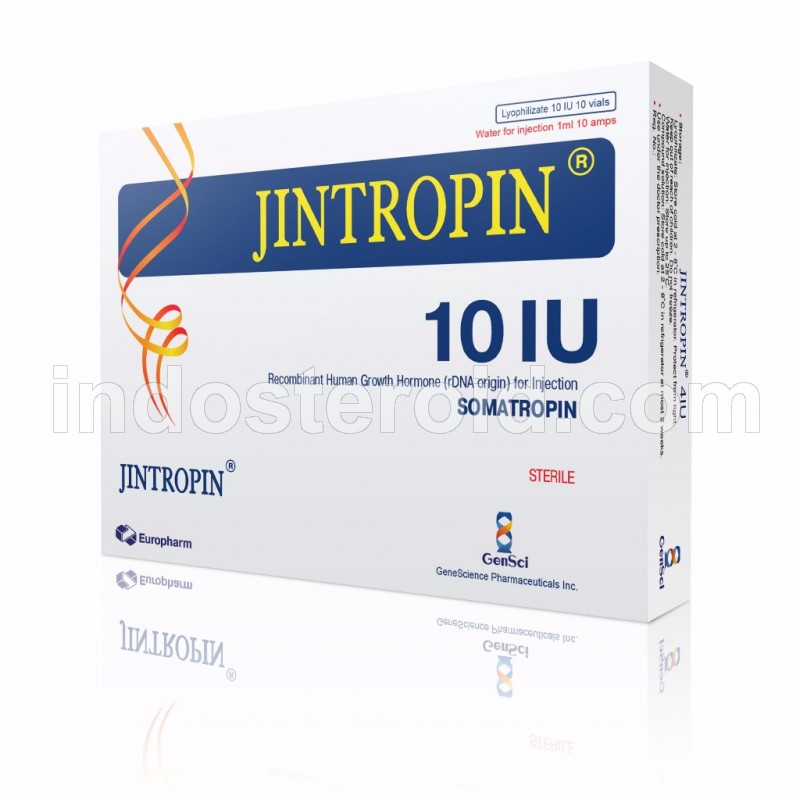 [LIMITED STOCK] JINTROPIN 100IU (VALIDATION APPROVED)