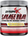 DYNAMIK Savage Roar - Pre Workout 30 serv
